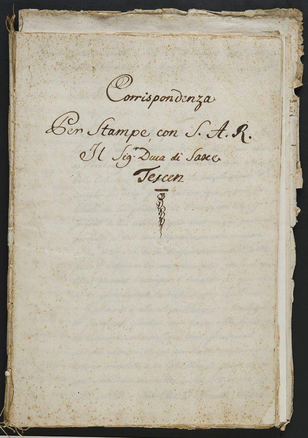 2: Albertina di Vienna - Durazzo, Giacomo e Alberto di