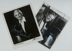 14: Brubeck, Dave e Oscar Peterson Fotografie autografa