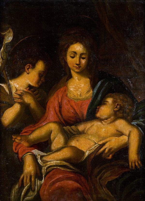 3: Scuola italiana, secoli XVII - XVIII