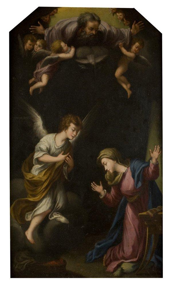 8: Scuola toscana, secolo XVII
