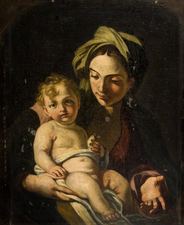 9: Maniera di Francesco Solimena