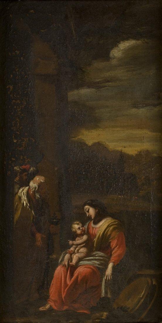 10: Scuola bolognese, prima metà del secolo XVII