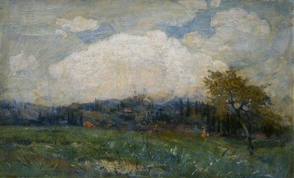 58: Vittore Zanetti Zilla (Venezia 1864 - Milano 1946)