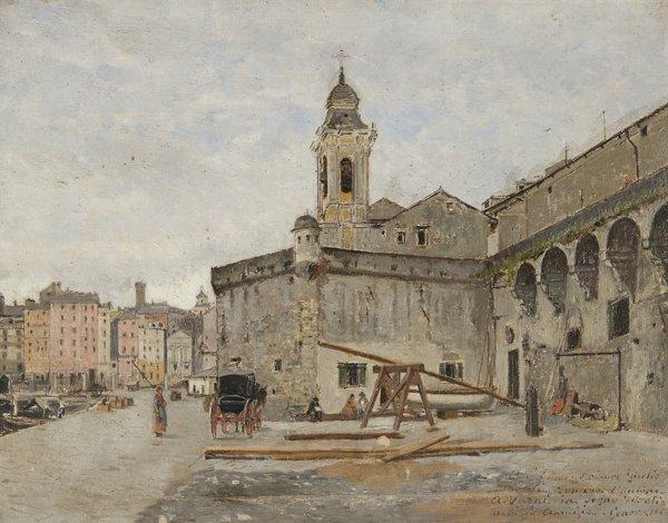 79: Antonio Varni (Genova 1841 - Sampierdarena 1908)