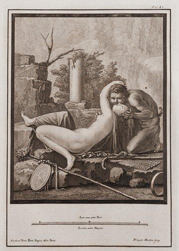 [Accademia ercolanese di archeologia] Le pitture antich