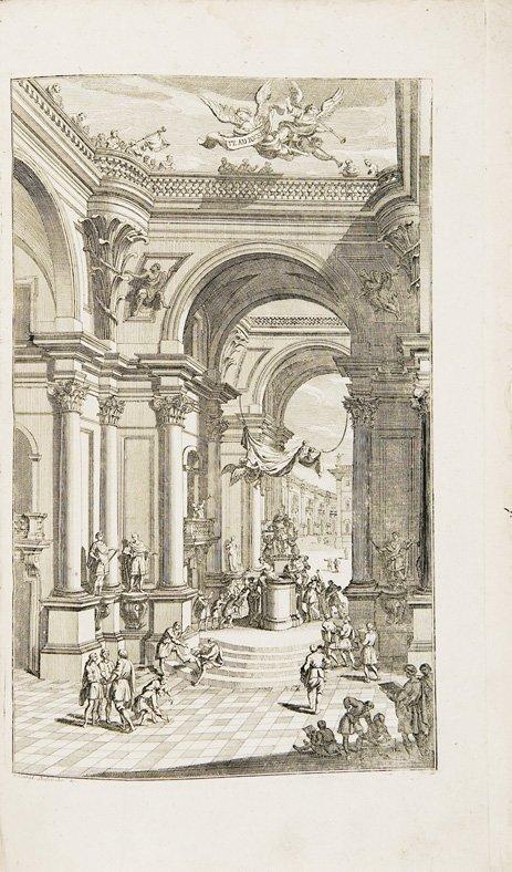 Architettura - Pozzo, Andrea Perspectivae pictorum atqu