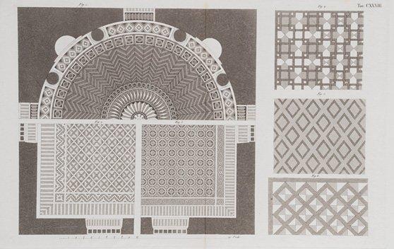 Architettura - Rondelet, Jean Baptiste  [Trattato teori