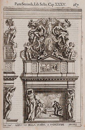 Architettura - Scamozzi, Vincenzo   Dell'idea della Arc
