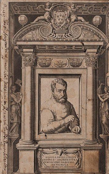 Architettura - Vignola, Iacopo Barozzi detto il. Regola