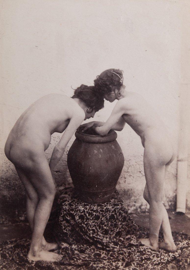 Vincenzo Galdi (1874-1961) Nudes, ca. 1900