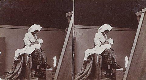 Francesco Paolo Michetti (1851-1929) Painting studio, c