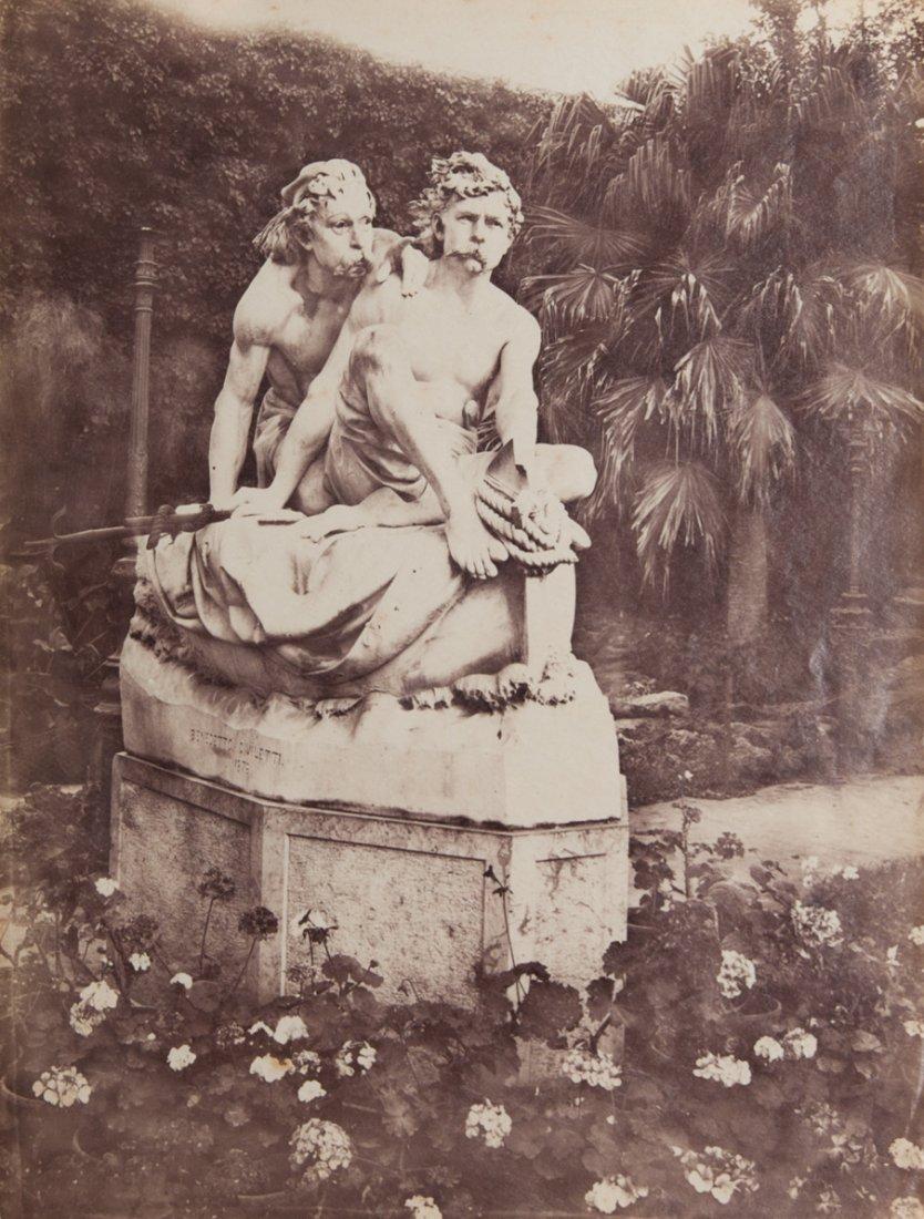 Wilhelm Von Gloeden (1856-1931) Sculpture, ca. 1900