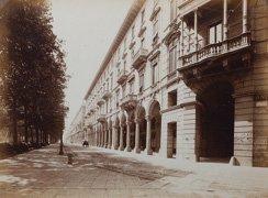 Mario Gabinio (1871-1938) Torino in ferie, Padiglioni i