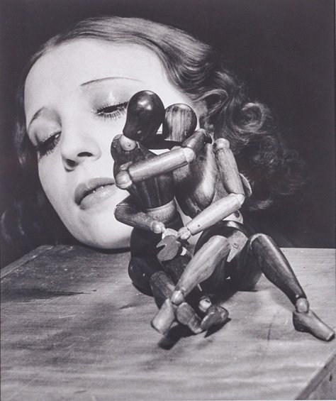 Man Ray (1890-1976) Mélancolie, 1926