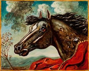 Giorgio de Chirico (Volos, 1888 – Roma, 1978) Testa di