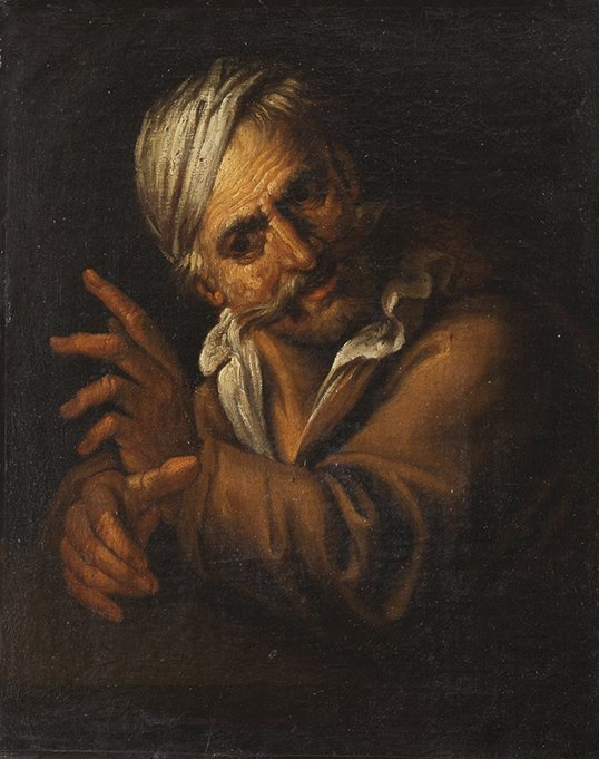 Scuola lombarda, secolo XVIII Il ciarlatano