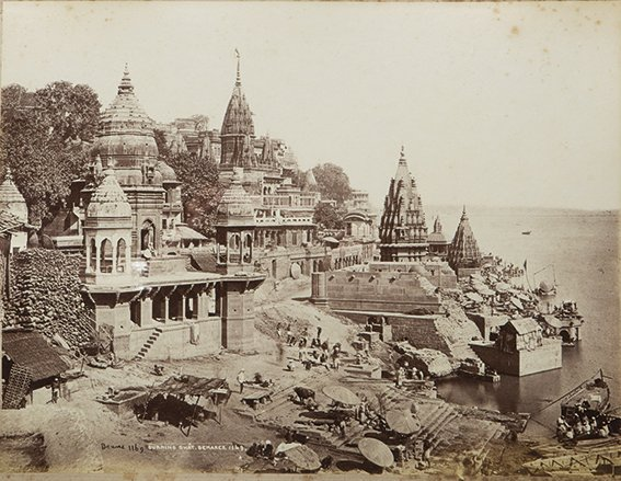 India - Bourne, Samuel India 1862-1892