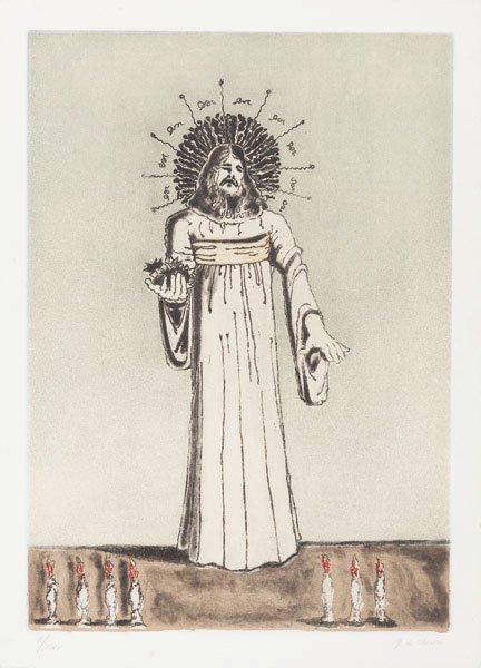 Giorgio de Chirico (Volos 1888 - Roma 1978) L'immagine