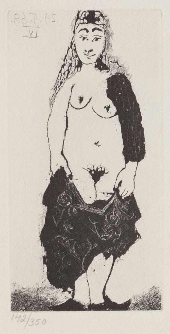 Pablo Picasso (Málaga  1881 - Mougins 1973)  La Celest