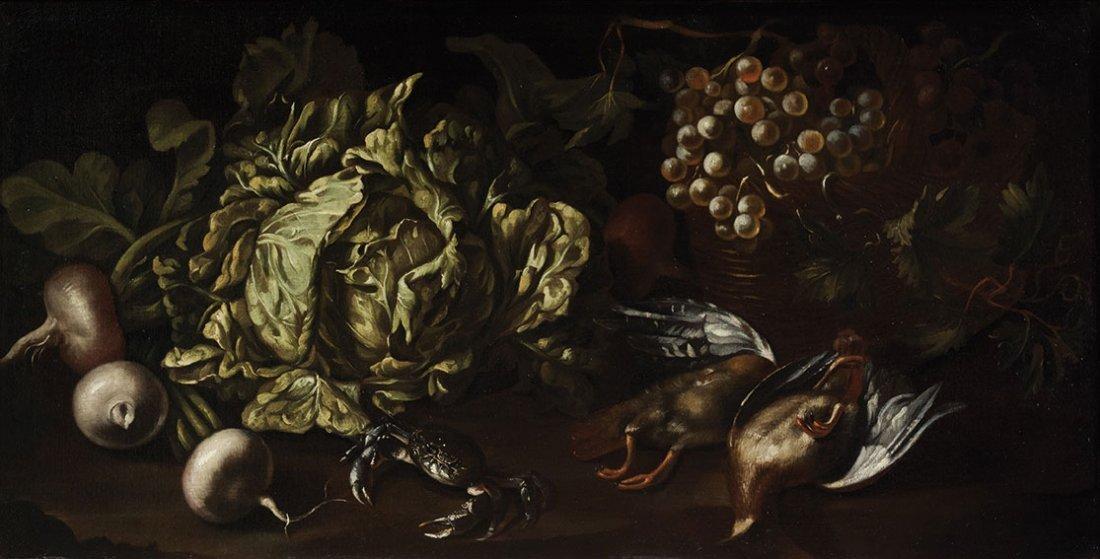 Attribuito a Felice Boselli (Piacenza 1650 – 1732) Una