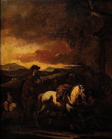 Francesco Simonini (Parma 1686 – Venezia o Firenze 1753