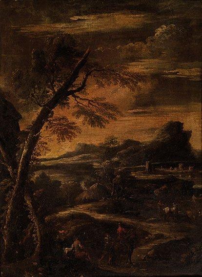 Cerchia di Antonio Francesco Peruzzini  (Ancona 1643 o
