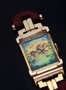 Orologio Vacheron Constantin, Giocatore di polo