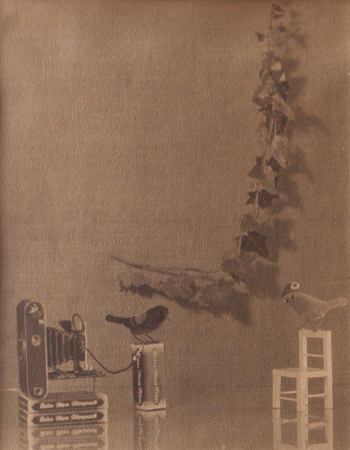 Mario Prandi (1888-1951) Il ritratto per la fidanzata,