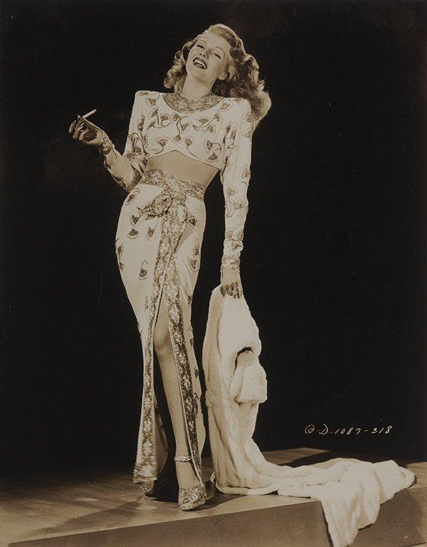"""Robert Coburn (1900-1990) Rita Hayworth """"Gilda"""", 1946"""