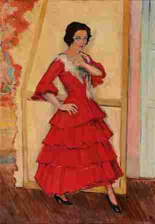 Aligi Sassu (Milano 1912 - Pollença 2000)