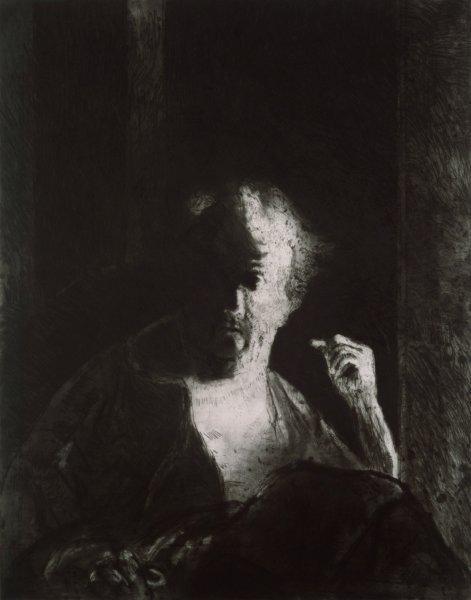 George Segal (New York 1924 - New Brunswick 2000)