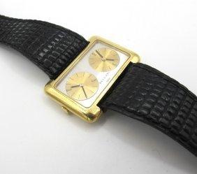 Bulgari, Orologio Dual Time