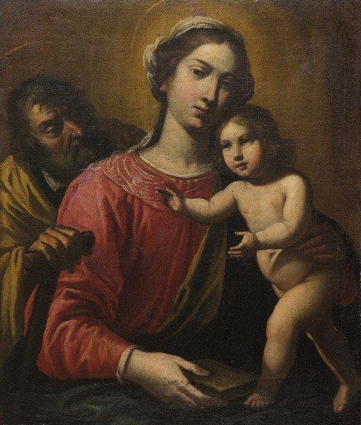 Attribuito a Antonio de Bellis (attivo a Napoli tra il