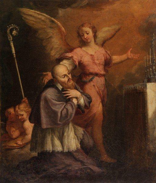Cerchia di Carlo Maratti (Camerano 1625 – Roma 1713)