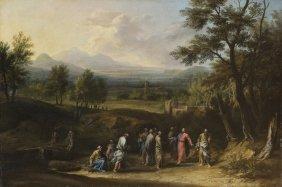 Joachim Franz Beich (ravensburg 1665 - Monaco 1748)