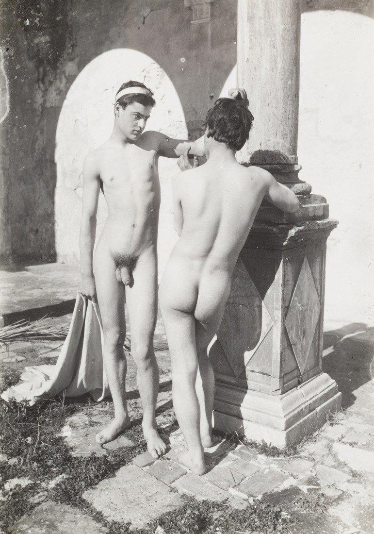 Wilhelm Von Gloeden (1856-1931)