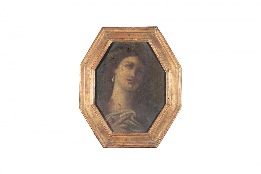 Pittore popolare, secolo XVII