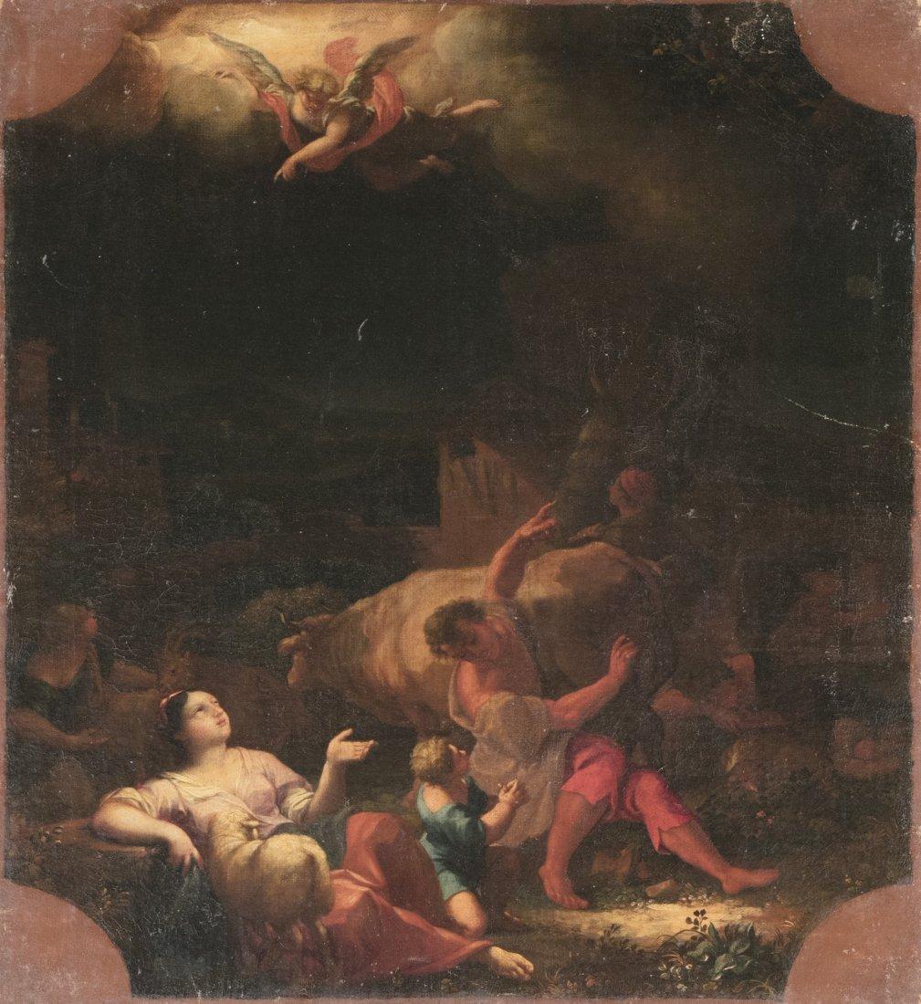Cerchia di Pieter Mulier, detto il Tempesta (Haarlem