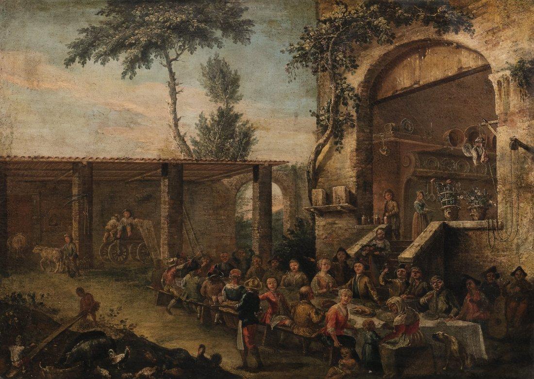 Scuola dell'Italia settentrionale, secolo XVIII