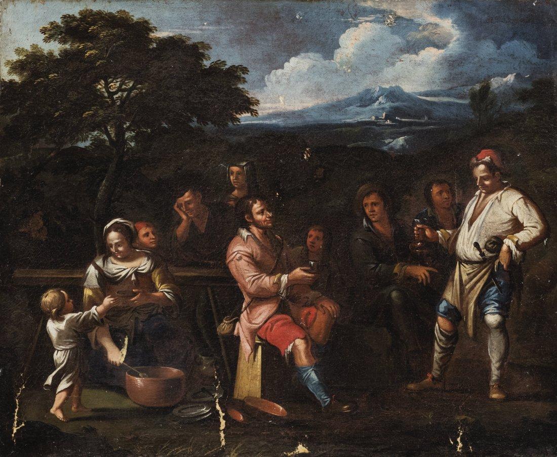 Attribuito a Pasqualino Rossi (Vicenza 1641 - Roma