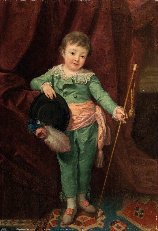 Anton von Maron (Vienna 1731 - Roma 1808)