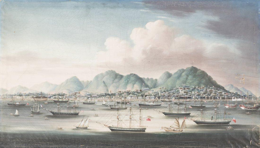 Scuola cinese fine XIX - inizi XX secolo