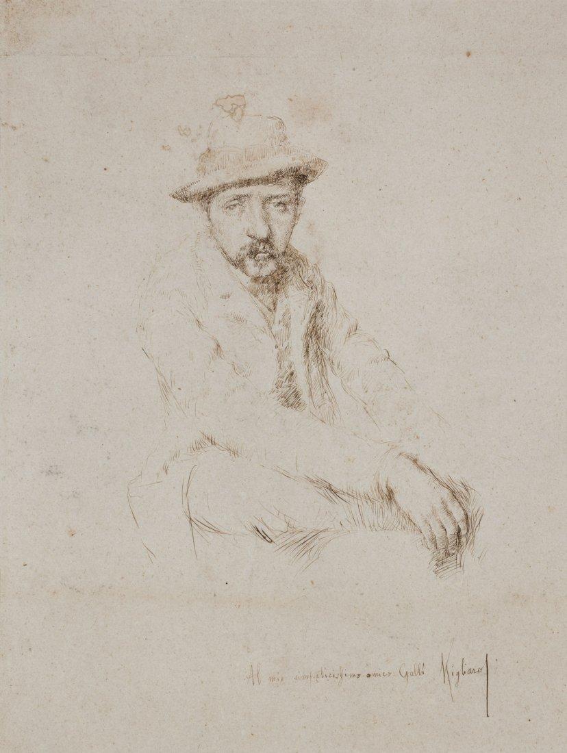 Vincenzo Migliaro (Napoli 1858 –  1938)