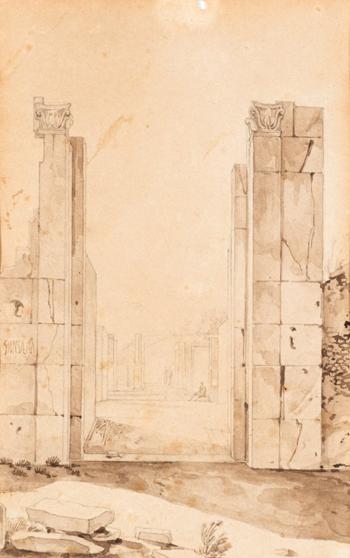Attribuito a Gioacchino Toma (Galatina 1836 – Napoli - 3