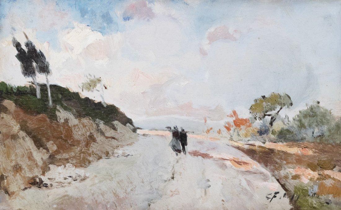 Cafiero Filippelli (Livorno 1889 - 1973)