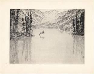 Hans Kleiber Deep in the Rockies AAA