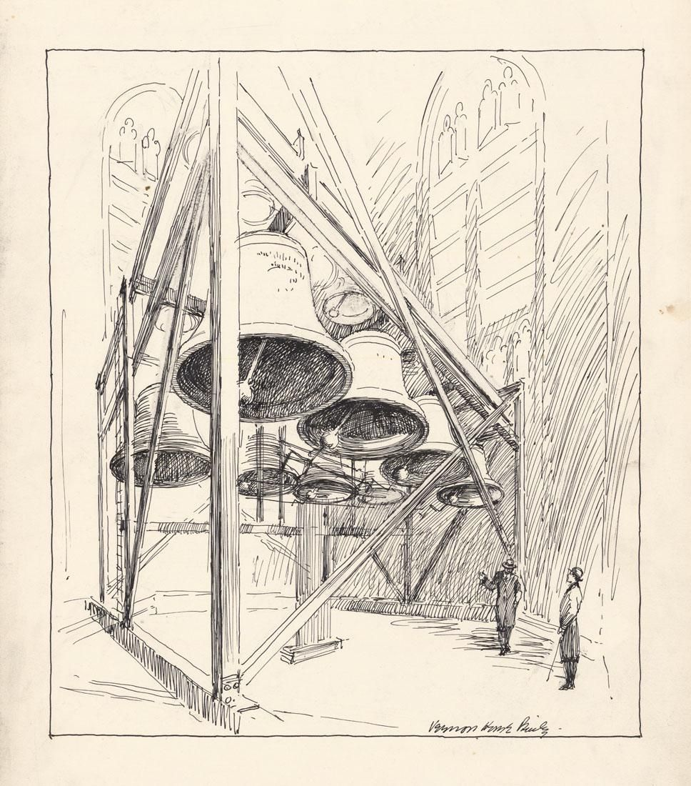 Vernon Howe Bailey, Carillon of St. Thomas
