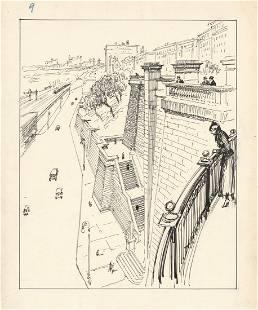 Vernon Howe Bailey, Riverside Drive Viaduct