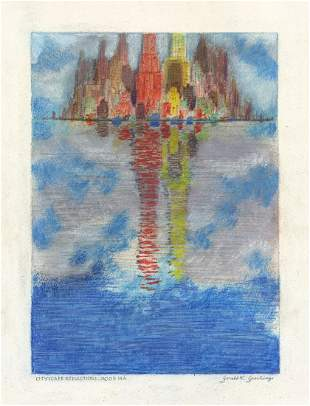 Gerald Geerlings Cityscape Reflections