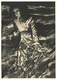 Lithograph by an Unknown Artist
